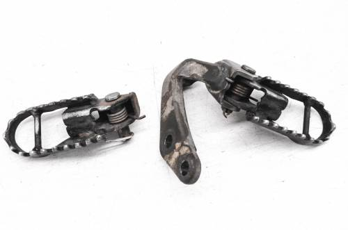 Motorcycle - Footrests, Pedals & Pegs