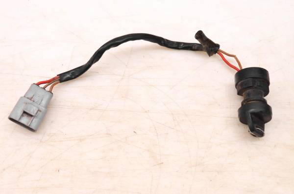 Yamaha - 02 Yamaha Grizzly 660 4x4 Key Switch YFM660F For Parts