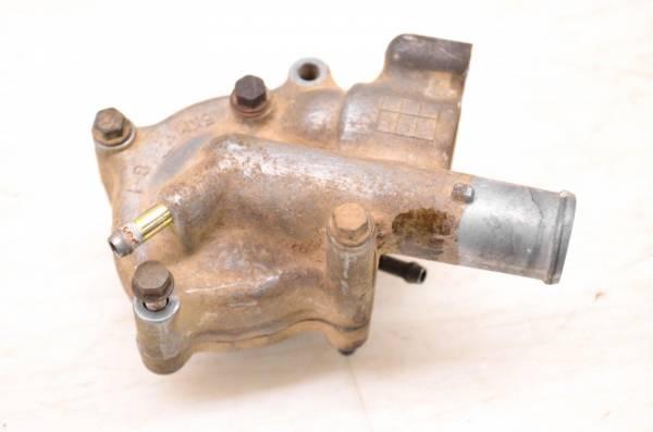 Yamaha - 02 Yamaha Grizzly 660 4x4 Water Pump YFM660F