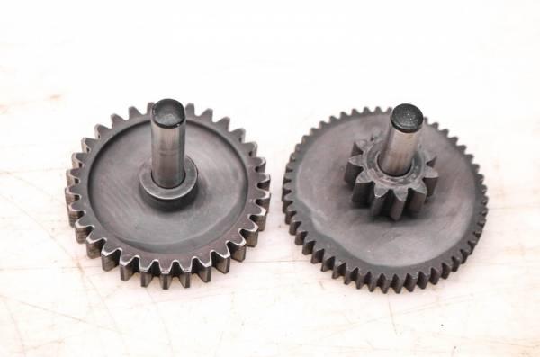 Can-Am - 07 Can-Am Outlander 800 XT 4x4 Starter Gears