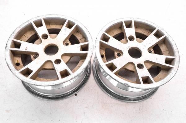 Can-Am - 07 Can-Am Outlander 800 XT 4x4 Front Wheels Rims 12X6