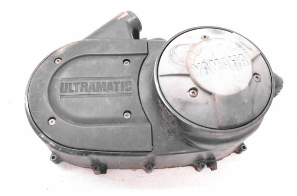 Yamaha - 99 Yamaha Grizzly 600 4x4 Outer Belt Clutch Cover YFM600F