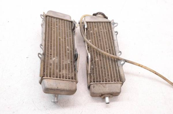 Suzuki - 06 Suzuki RMZ250 Radiators Left & Right