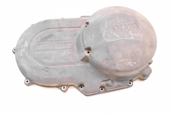 Yamaha - 02 Yamaha Grizzly 660 4x4 Outer Belt Clutch Cover YFM660F