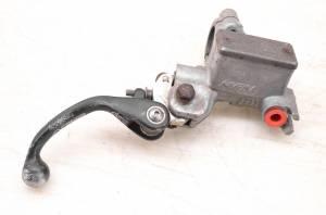 Suzuki - 06 Suzuki RMZ250 Front Brake Master Cylinder & Lever - Image 1