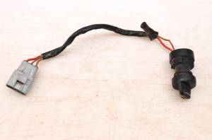 Yamaha - 02 Yamaha Grizzly 660 4x4 Key Switch YFM660F For Parts - Image 1