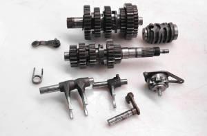 Honda - 04 Honda CRF250R Transmission Complete Shift Forks & Drum - Image 1