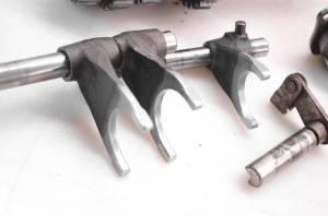 Honda - 04 Honda CRF250R Transmission Complete Shift Forks & Drum - Image 3