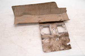 Can-Am - 08 Can-Am Renegade 500 4x4 Exhaust Heat Shield Covers - Image 3