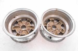 Can-Am - 07 Can-Am Outlander 800 XT 4x4 Front Wheels Rims 12X6 - Image 2
