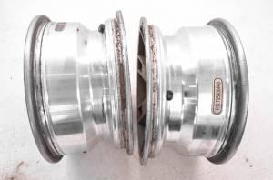 Can-Am - 07 Can-Am Outlander 800 XT 4x4 Front Wheels Rims 12X6 - Image 3