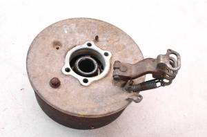 Yamaha - 99 Yamaha Grizzly 600 4x4 Rear Brake Drum Assembly YFM600F - Image 2