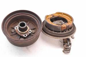 Yamaha - 99 Yamaha Grizzly 600 4x4 Rear Brake Drum Assembly YFM600F - Image 3
