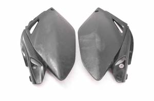 Honda - 09 Honda CRF250R Rear Side Covers Number Panels Fenders Left & Right - Image 1