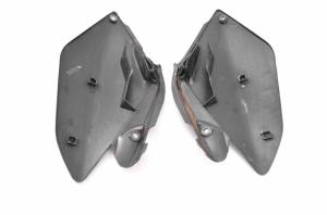 Honda - 09 Honda CRF250R Rear Side Covers Number Panels Fenders Left & Right - Image 2