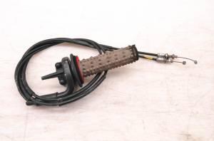 Honda - 09 Honda CRF250R Twist Throttle & Cable - Image 1