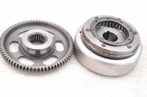 Arctic Cat - 17 Arctic Cat Alterra 400 4x4 Flywheel Starter Clutch Bearing & Gear - Image 3