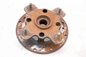 Can-Am - 08 Can-Am Renegade 500 4x4 Front Wheel Hub & Rotor Left Right - Image 1