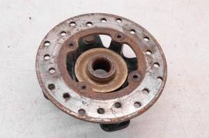 Can-Am - 08 Can-Am Renegade 500 4x4 Front Wheel Hub & Rotor Left Right - Image 2