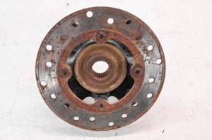 Can-Am - 08 Can-Am Renegade 500 4x4 Front Wheel Hub & Rotor Left Right - Image 3