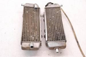 Suzuki - 06 Suzuki RMZ250 Radiators Left & Right - Image 2