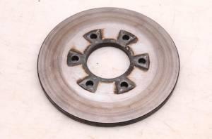 Yamaha - 02 Yamaha Grizzly 660 4x4 Rear Brake Rotor Disc YFM660F - Image 2