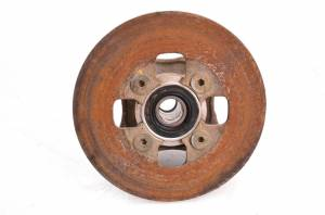 Can-Am - 05 Can-Am Rally 200 175 2x4 Front Wheel Hub & Rotor Left Right - Image 3