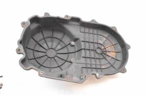 Yamaha - 02 Yamaha Grizzly 660 4x4 Outer Belt Clutch Cover YFM660F - Image 3