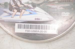 Yamaha - 16 Yamaha FX HO Owners Basic Orientation Disk FB1800R - Image 3