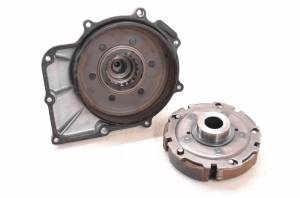 Yamaha - 02 Yamaha Grizzly 660 4x4 Centrifugal Wet Clutch YFM660F - Image 3