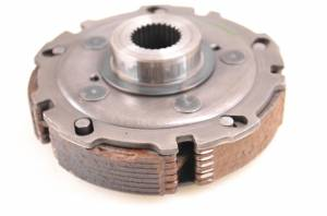 Yamaha - 02 Yamaha Grizzly 660 4x4 Centrifugal Wet Clutch YFM660F - Image 4