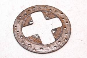 Can-Am - 07 Can-Am Outlander 800 XT 4x4 Front Brake Rotor Disc - Image 1