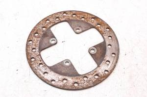 Can-Am - 07 Can-Am Outlander 800 XT 4x4 Front Brake Rotor Disc - Image 2